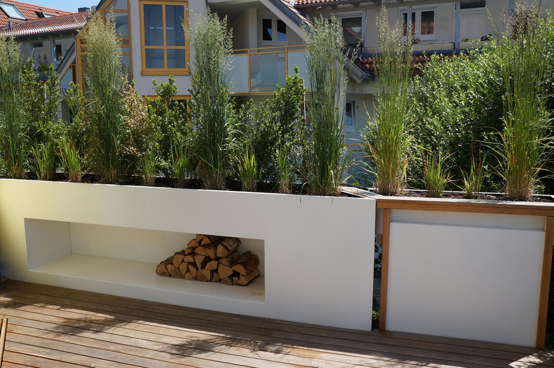 luxus pflanzk bel als sichtschutz einzigartige ideen zum sichtschutz. Black Bedroom Furniture Sets. Home Design Ideas