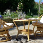 Frühsommerstimmung im Garten (Ausführung: Bauherr selbst / Volker Schwerteck)