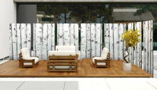 Gartenplanung für moderne Gärten, moderner Garten