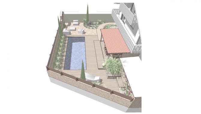 Pflegeleichte Gärten, Altersgerechte Gärten