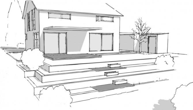Planung Garten, Gartengestaltung, Stuttgart