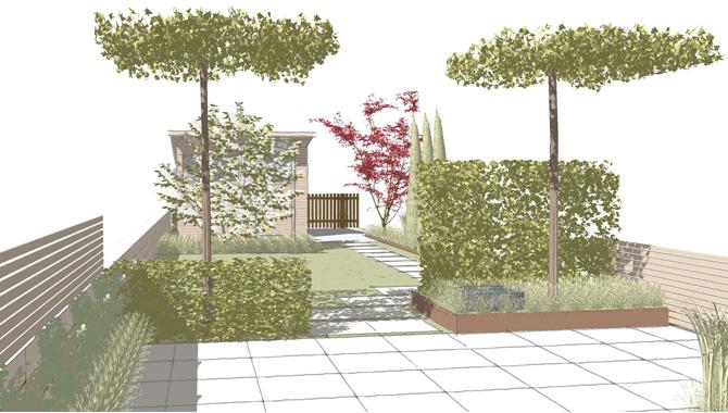 Gartenplanung Stuttgart